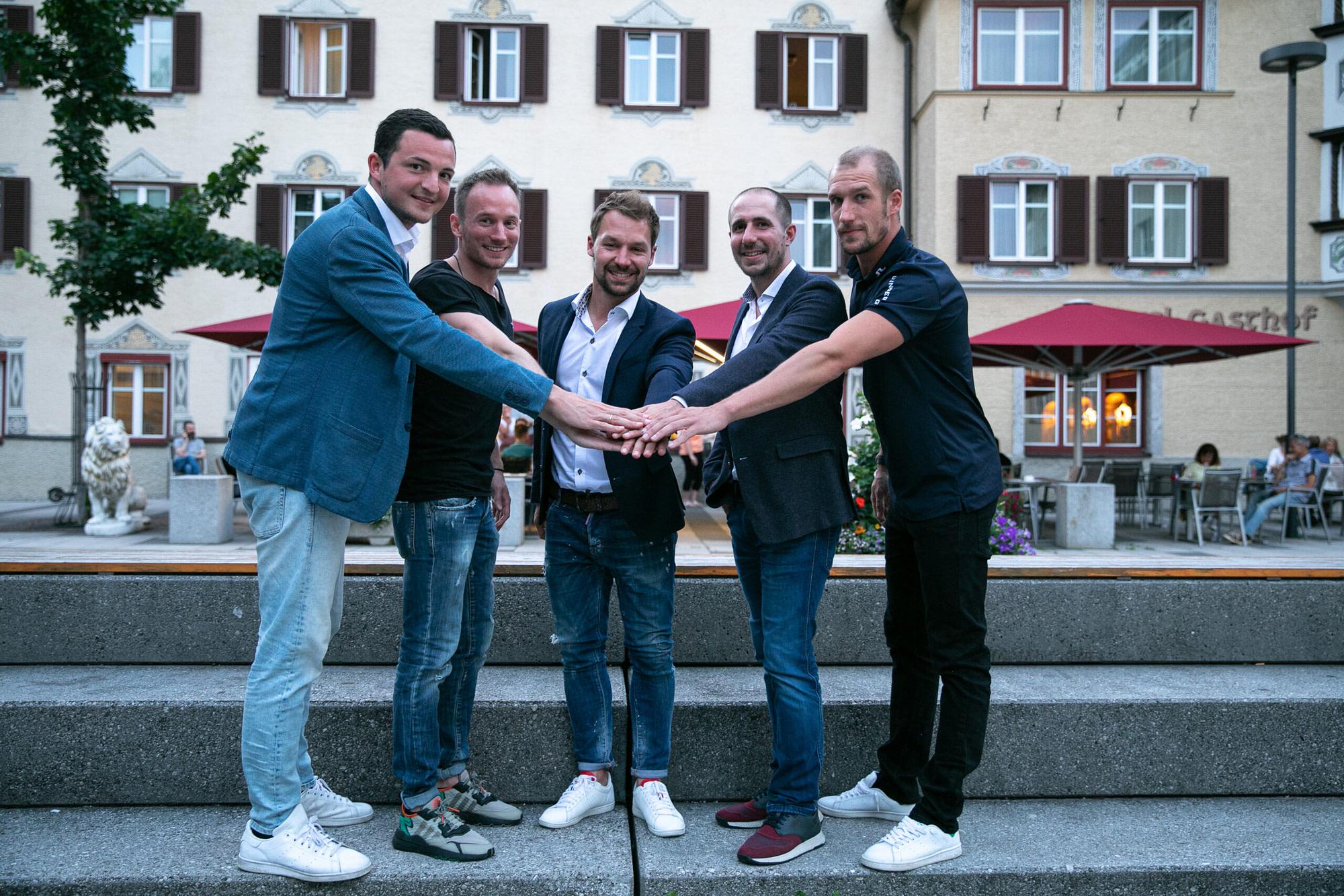 HC Kufstein Dragons Vorstand neu