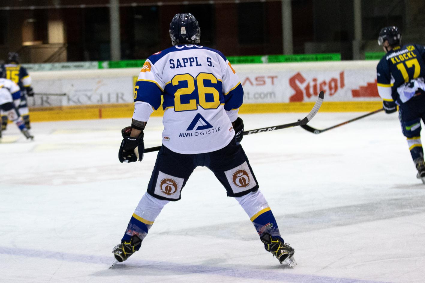 HC Kufstein Samuel Sappl