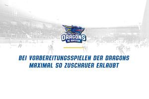 50 Zuschauer bei HC Kufstein Testspielen